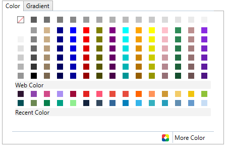 5 color tab