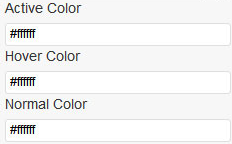 templatetoaster wordpress theme widget options colors
